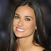 demi moore 10014 Is Demi Moore Anorexic?