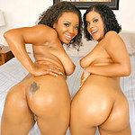 Olivia Winters & Stacie Lane in Round and Brown video - Back To The Booty | Reality Kings