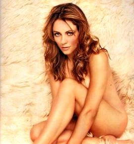 Nude Celebs Shots of Elizabeth Hurley