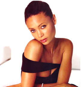 Nude Celebs Shots of Thandie Newton