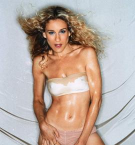 Nude Celebs Shots of Sarah Jessica Parker