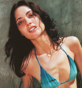Nude Celebs Shots of Shalom Harlow