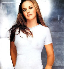 Nude Celebs Shots of Alicia Silverstone