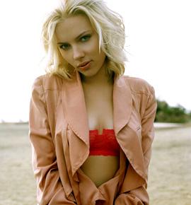 Nude Celebs Shots of Scarlett Johansson
