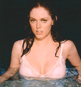 Nude Celebs Shots of Rose Mcgowan