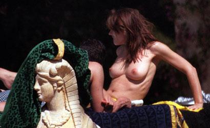 Scandal Sex Tapes of Elizabeth Hurley