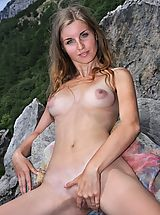 Small Boobs, Femjoy - Verena S. in Premiere