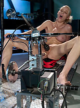 Dildo, Brand new amatuer girl machine fucked till she cums for real