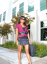 Secretary, Tinys Black Adventures - Lisa Belize - Image 374