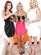 Secretary, Lindsey Olsen & Lola N. & Victoria Daniels