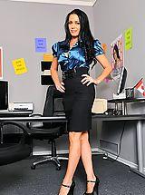 Secretary, Vanilla Deville