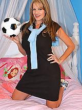 Secretary, Soccer Mom0