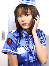 Secretary, Asian Women monica chow 14 stewardess
