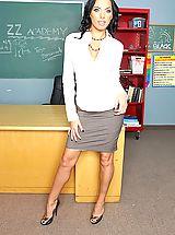 Secretary, Wild Schoolgirl Juelz Ventura