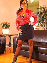 Secretary, Naughty Nurse Lisa Ann