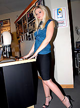 Secretary, MILFs In Heat - Bobbie Eden - Image 181