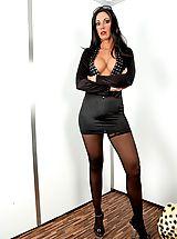 Secretary, Trashy Glam Girl
