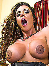 Big Nipples, Hot Mom Ariella Ferrera