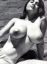 Big Nipples, Antique Porn