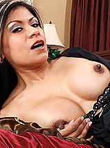 Big Nipples, Gabby Quinteros gets what she wants from her employee