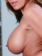 Big Nipples, Mature Woman Nikki Sexx