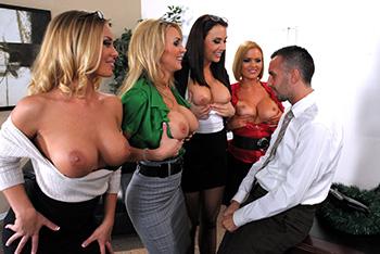 party titties