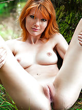 Public Nudity, Red beauty