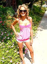 Public Nudity, Hot Chicks Perfect Tits - Halia Hill - Image 100