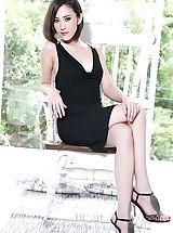 Sexy Legs, Nude Asiatic Model Areeya Oki 33 Open Your Legs Wifey