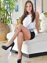 Sexy Legs, Jenna Sexy And Mature