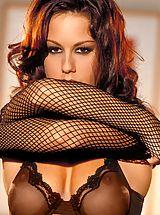 Sexy Legs, McKenzie Lee pulls off her black bra