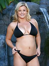 Micro Bikini, Popular and big busted mum