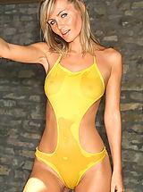 Micro Bikini, Magdi 01 banana fucking swimsuit