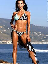 Micro Bikini, Lupita Moreno Zebra Hot