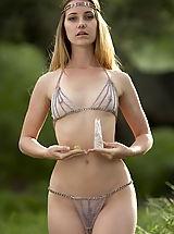 Micro Bikini, WoW nude elsy master of the wand