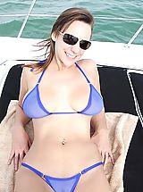 Micro Bikini, Tits n Asses of Alora from Captain Stabbin