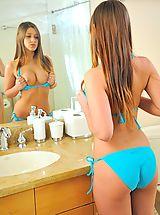Micro Bikini, Impressive Nicole is mesmerizing