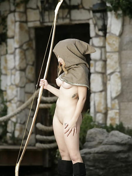 from Evan robin hood girl naked