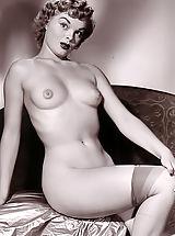 Vintage And Retro, Retro Woman