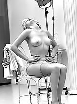 Vintage And Retro, Vintage Ladies Warm Up Session Photos Before They Will Be Fucking And Swallowing Cum