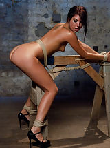 High Heels, 19 12 months old slave girl fucked in serious BDSM sex!