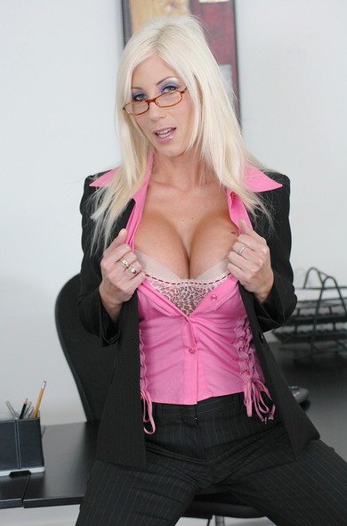 Puma Swede & Billy Glide in Office Sex Encounters