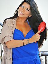 FTV Girls, Romi is a goddess in blue