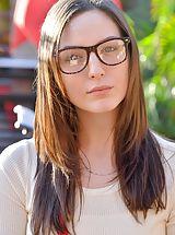 FTV Girls, Brooke Behind Glasses